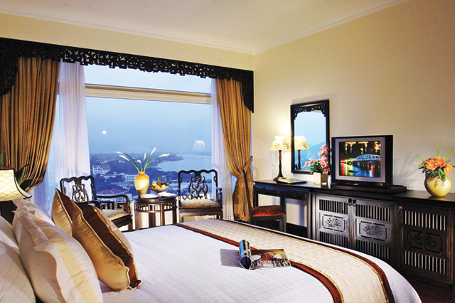 Imperial Hotel Hue-Dlx Riverview