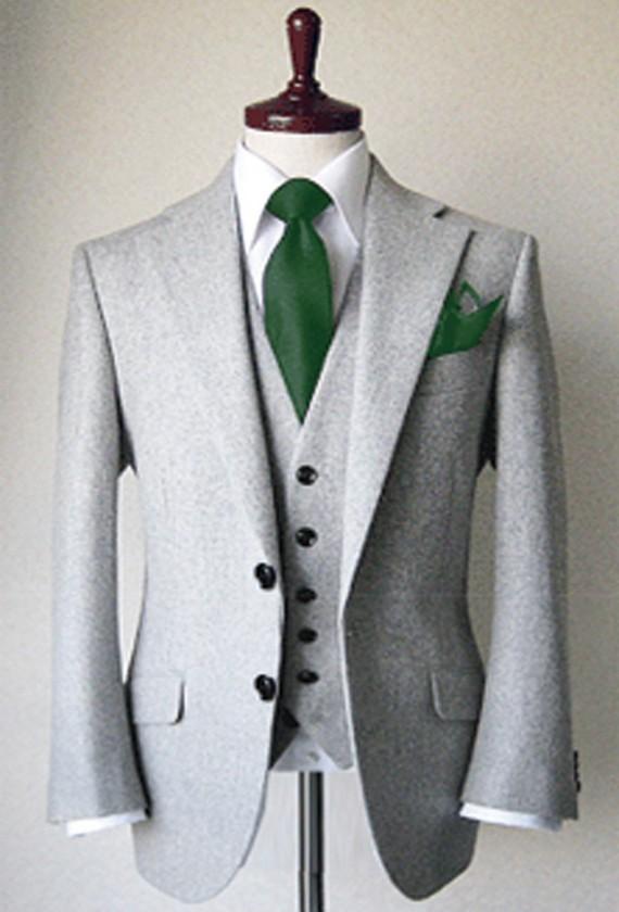 Suit Gray