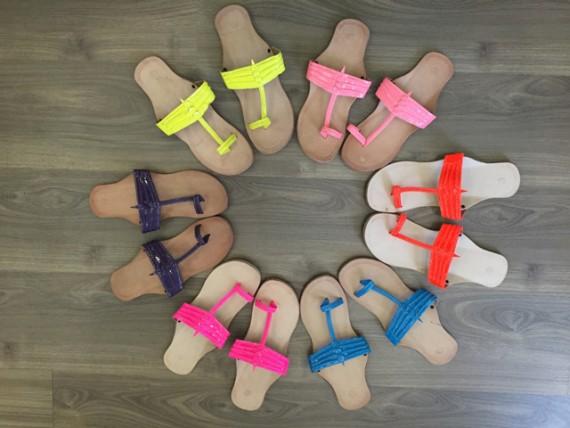 neon sandals (1)