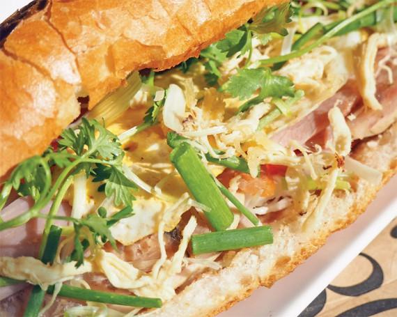 バインミー362/Bánh Mì 362 3万2000VND