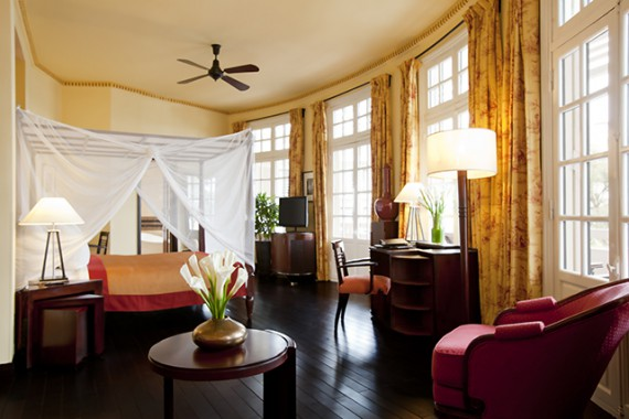 Themed Colonial Suite - Voyage En Chine 1