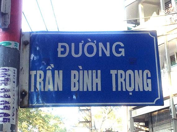 Tran Binh Trong